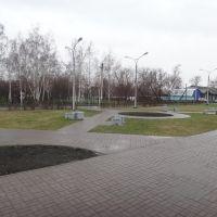 Привокзальная площадь, Алейск