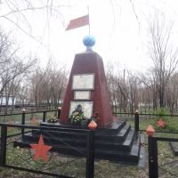 Памятник погибшим в ВОВ, Алейск