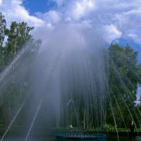 Барнаул. Парк центральный. Barnaul. Park central., Барнаул