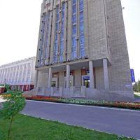 Госуниверситет в Барнауле, Барнаул