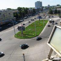 """Смотровая """"Дома под Шпилем"""", Барнаул"""
