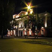 Дом начальника Алтайского горного округа, Барнаул