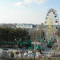 Парк, Барнаул