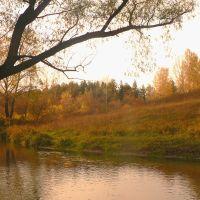 речка Черемшанка, Белоярск