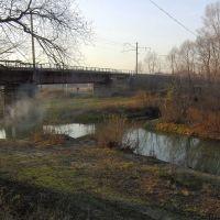 Место слияния Большой Черемшанки и Малой Черемшанки, Белоярск