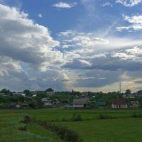 Небо над Белоярском, Белоярск