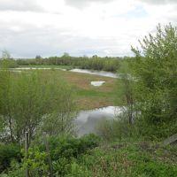 Вид на низину, Белоярск