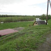Вид на речную пойму, Белоярск