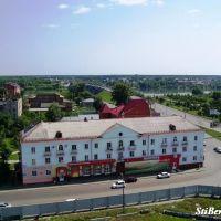 Коммунарский, 14 [10 эт], Бийск
