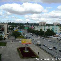 Коммунарский, 23 [6 эт]. Day, Бийск
