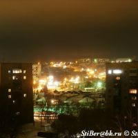Ленина, 244 [10 эт]. Night, Бийск