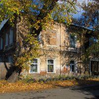 Бийск. Очень старый и очень жилой дом на Куйбышева, 92, Бийск