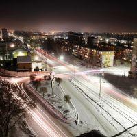 Мухачёва, 256 [10 эт]. Night, Бийск