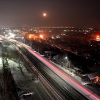 АТС-4. Night, Бийск