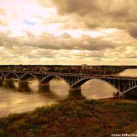 Бийск. Коммунальный мост., Бийск