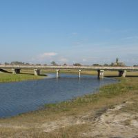 Автомобильный мост, Бурла