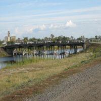 Деревянный мост, Бурла