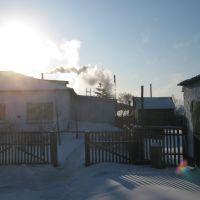 Зимнее утро, Бурла