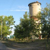 Водонапорная башня, Бурла