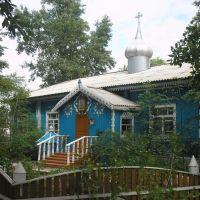 Церковь, Волчиха