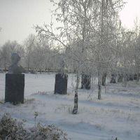 Мемориал, памятники, Волчиха