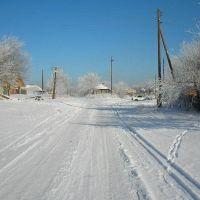 В районе старой Бани №1, Волчиха