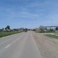 улица комсомольская, Горняк