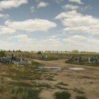 новое кладбище, Горняк