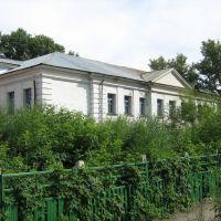 Бывшая школа им. Белинского, Горняк