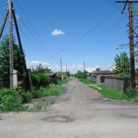 ул. Суворова - ул. Садовая., Горняк