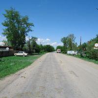 ул. Победы, Горняк
