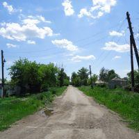 ул. Маяковского - ул. Садовая., Горняк