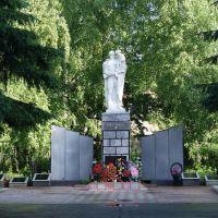Мемориал войнам ВОВ, Залесово