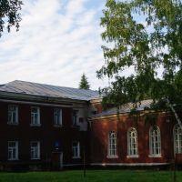 Дом пионеров (ДДТ, Детский Дом Творчества), Залесово