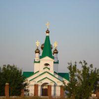 церковь, Заринск