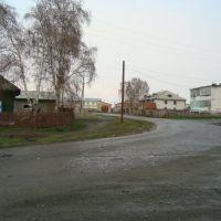 Часный сектор, Заринск