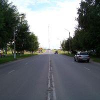 Проспект Строителей, Заринск