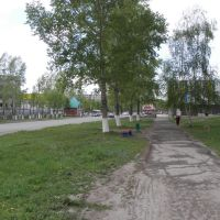 Ул. Металлургов, Заринск