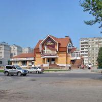 Zarinsk  Торгово-развлекательный центр Этаж, Заринск