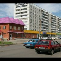 Перекрёсток, Заринск