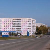Улица Строителей, Заринск
