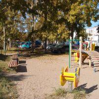 Детская площадка, Заринск