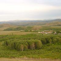 Вид с сопки2, Змеиногорск