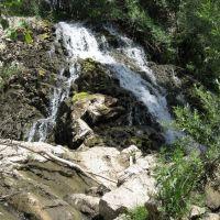 водопад, Змеиногорск