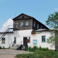 дом горных офицеров, Змеиногорск