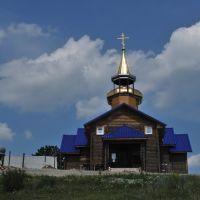 новая церковь в Змеиногорске, Змеиногорск