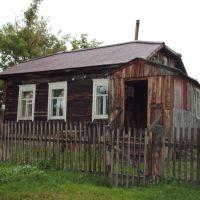 Деревянный дом, Змеиногорск