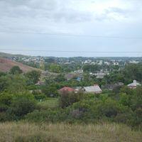 Вид с горы, Змеиногорск