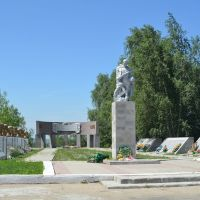 памятник погибшим героям 1941-1945, Змеиногорск