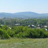 Панорама Змеиногрска с Пригонной, Змеиногорск